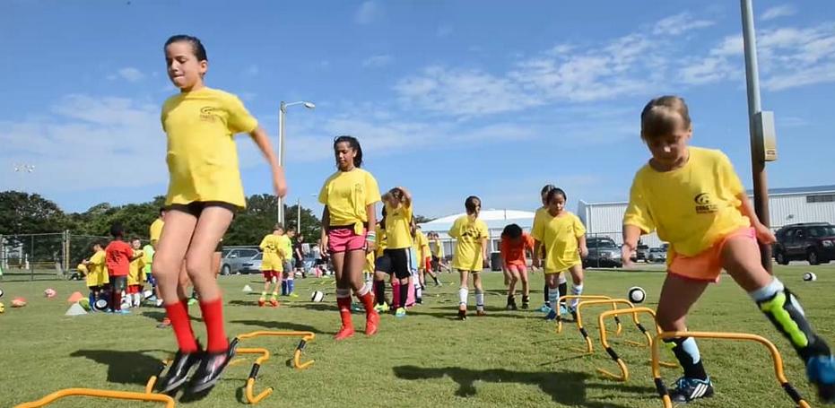 Coastal Storm Soccer Camp OBX